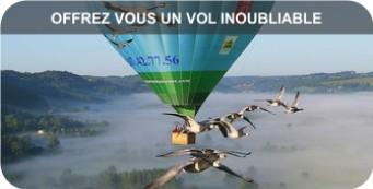 Montgolfière ou ULM