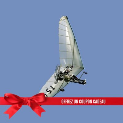 Bon Cadeau vol en ULM Cantal Auvergne